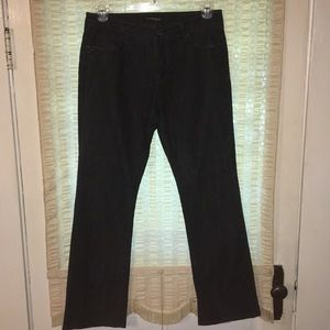 Conrad C Collection black jeans embellishments 10